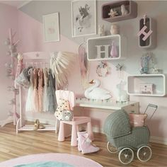 Superb Kinderzimmer Zimmer ideen Kidsroom Kinder Kindergarten Child us Room Girl Room Kids Bedroom Playroom Kid Stuff Ballerina Bedroom Nursery