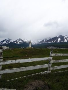 Mystérieuse Ushuaïa au bout du monde en Argentine
