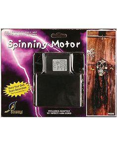 Spinning Motor Adapter - Decorations  - Spirithalloween.com