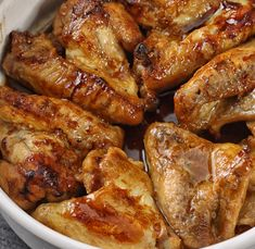 Chicken Wings, Bacon, Paleo, Kitchen, Food, Women's Fashion, Cooking, Fashion Women, Essen