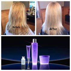 The NO INHIBITION Age Renew system reverses aging effects by adding nutrients lost through time and chemical processing back into aging hair. Milkshake Hair Products, Innovative Systems, Reverse Aging, Aging Process, Hyaluronic Acid, Lava Lamp, Hair Ideas, Lost, Age