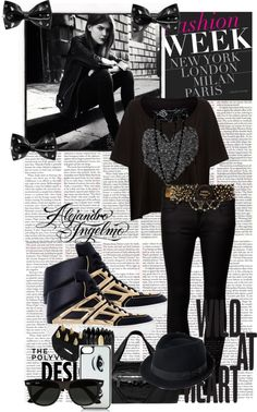 """Shape of the Future with Alejandro Ingelmo"" by xxxx1 on Polyvore"
