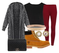 A fashion look from January 2016 featuring knit cardigan, crop tops and red leggings. Browse and shop related looks. Red Leggings, Kendra Scott, Alice Olivia, Knit Cardigan, Timberland, Chanel, Fashion Looks, Crop Tops, Polyvore