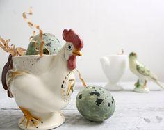 Vintage Egg Cups.
