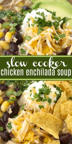 Chicken Enchilada So
