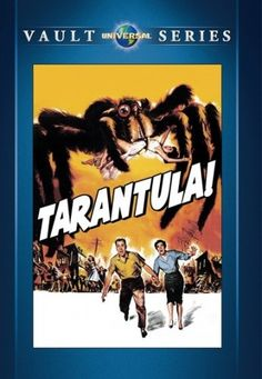 Tarantula DVD | TCM Shop