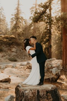 Rochelle and Jeffrey had planned a bigger wedding in San Francisco but changed their plans last minute to a Yosemite elopement at Glacier point. We did their elopement at Glacier point and ended their yosemite elopement at Taft point #yosemiteelopement #yosemiteelopementideas #weddingphotography Elope Wedding, Wedding Ceremony, Got Married, Getting Married, Taft Point, Glacier Point, Yosemite Wedding, Sunset Photos, Yosemite National Park