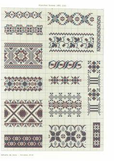 0_136fd0_b2b3ceab_orig (566×800) Beaded Cross Stitch, Cross Stitch Borders, Cross Stitch Charts, Cross Stitching, Cross Stitch Patterns, Card Patterns, Loom Patterns, Beading Patterns, Folk Embroidery