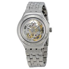 Swatch Irony Automatic Body and Soul Men's Watch YAS100G - Men's ...