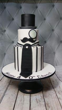 Edward's 40th Cake
