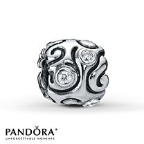 Pandora Day Dream CZ Charm