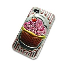 I want this cover for my phone (iPhone 4 / 4S 3DLuxe Snap-on Cover - 3D Cupcake)
