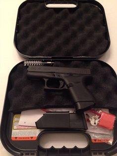 Glock 43 9mm G43 Factory New