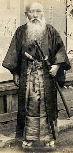jibadojo: Old warrior