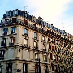 L'été à Paris...