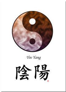 "5x7 Yin Yang (Brown/Brown) and Calligraphy Print by Oriental Design Gallery. $8.95. High resolution prints on high quality glossy paper. Each print is mounted on acid-free mat board by using acid free adhesive. Print size is 5"" x 7"".. Made in USA. This is a Yin Yang Print with traditional Chinese Calligraphy. These prints are created by using the finest digital printer using photo ink to prevent fading. We use fine glossy paper for each print. These are not ma..."