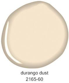 #BenjaminMoore Durango Dust 2165-60