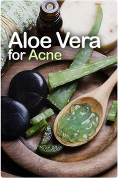 Aloe vera is one of the best natural remedies that is suggested for treating pimples by most of the natural Ayurvedic practitioners.