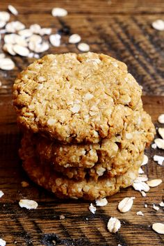 Vegan Chewy Coconut Oatmeal Cookies - Desserts and Snacks, Favourite Recipes, Recipes - Divine Healthy Food