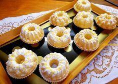Narancsos muffin Muffin Recipes, Baby Food Recipes, Cake Recipes, Cooking Recipes, Savarin, Hungarian Recipes, Cakes And More, Mini Cupcakes, Deserts