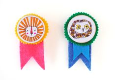 Mer Mag: Mark your calendars for the final Mer Mag + Gap Kids event tomorrow: Animal Character Badges!!
