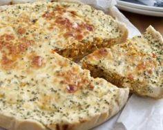 Quiche lorraine light au potiron et poireaux : http://www.fourchette-et-bikini.fr/recettes/recettes-minceur/quiche-lorraine-light-au-potiron-et-poireaux.html