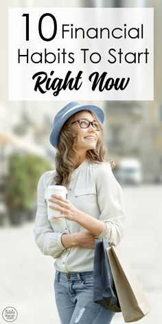 10 Financial Habits to Start Right Now - Natalie Bacon