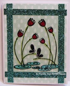 Prickley Pear Rubber Stamps: Love Is In The Air