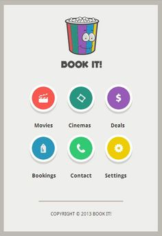 Movie Booking Application Design