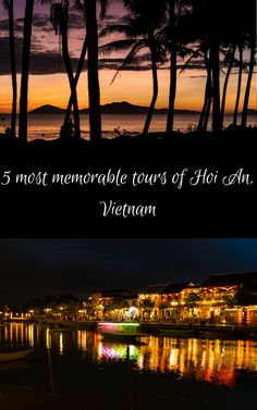 Sometimes travelling offers so many options of what to see, do and taste, it can quickly become overwhelming. Hoi An in Central Vietnam is a prime example of this. Come read about five tours I found to be too memorable to miss out on!