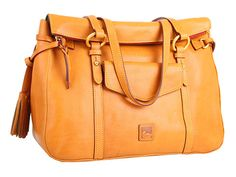 Dooney & Bourke Florentine The Smith Bag Natural/Self Trim - Zappos.com Free Shipping BOTH Ways