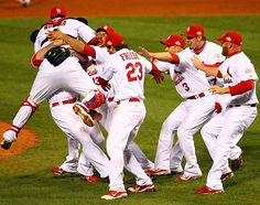 St. Louis Cardinals! 2011 World Series Champions <3