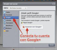 Cómo integrar y administrar páginas de Google+ en Hootsuite