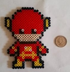 Flash Perler Beads by BeadsNWreaths