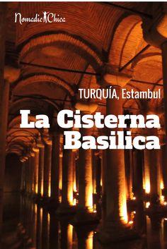 Uno de los lugares más bellos para visitar en Estambul. La Cisterna Basílica y todos sus secretos!