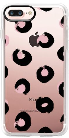 Casetify Protective iPhone 7 Plus Case and iPhone 7 Cases. Other Spot iPhone Covers - Dots On Dots by Ena Chahal | Casetify