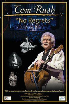 Tom Rush No Regrets Boston premiere June 28