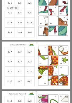 Mickey Coloring Pages, Niklas, 1st Grade Math Worksheets, School Frame, Teacher Cards, Maths Puzzles, Primary School, Diy For Kids, Middle School