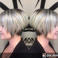 Opting for short hair is the perfect way to show off your beautiful features. Short hairstyles are the perfect combination of low maintenance but high impact, which is exactly what we look for. You want a style which is easy to maintain but always wows the crowd. That's where stacked hairstyles come in! Full of …