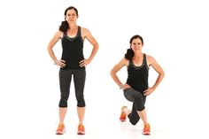 Circuit #2: X-Lunge