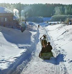 Уютная Зима, Озера, Снег, Морские Пейзажи, Планеты, Naturaleza, Россия, Краска