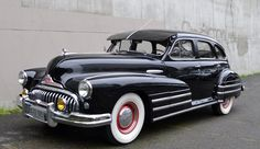 1947 Buick Model 41 Sedanette fastback Maintenance/restoration of old/vintage vehicles: the material for new cogs/casters/gears/pads could be cast polyamide which I (Cast polyamide) can produce. My contact: tatjana.alic14@gmail.com