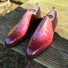 Ascot Shoes — Wholecut Crocs anyone? Size US8.5 drop us an email...