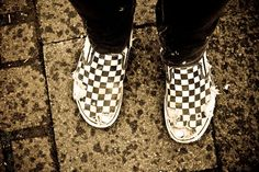 0b538fe99182 Classic Checkerboard   by OnkelMario.deviantart.com Vans Shoes