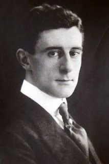 A young Maurice Ravel. {But have you really listened to Bolero?}