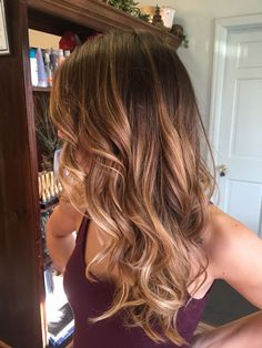 chestnut hair bayalage | 28 Soft And Girlish Caramel Hair Ideas - Styleoholic