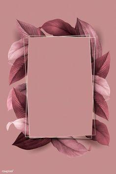premium illustration of Rectangle foliage frame on pink Rectangle foliage frame on pink background vector Flower Background Wallpaper, Framed Wallpaper, Cute Wallpaper Backgrounds, Pretty Wallpapers, Flower Backgrounds, Aesthetic Iphone Wallpaper, Background Patterns, Aesthetic Wallpapers, Frame Background