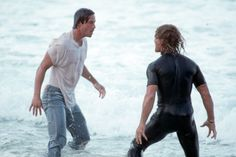 POINT BREAK (Feature Film) Directed by Kathryn Bigelow: In the coastal town of LA, a gang of bank robbers call themselves the ex-presidents, committing their crimes while wearing masks of ex-presidents Reagan, Carter, Nixon and Johnson. The F.B.I. believes that the members of the gang could be surfers and send young agent Johnny Utah (Keanu Reeves) undercover at the beach to mix with the surfers and gather information. Utah meets surfer Bodhi (Patrick Swayze) and gets drawn into the…
