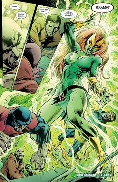 Jean Grey Savage She Hulk Marvel comics