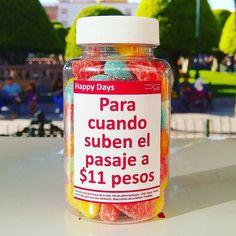 Algo dulce para no hacer corajes. #leongto #leonguanajuato #orugazo #gasolinazo #transporte
